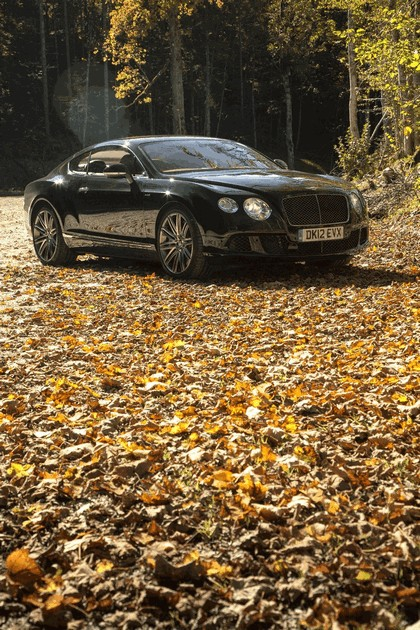 2012 Bentley Continental GT Speed 47