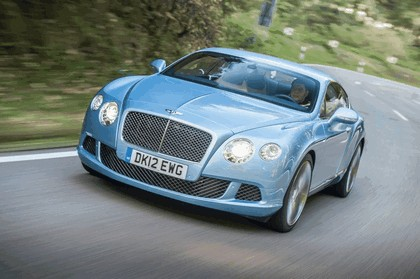 2012 Bentley Continental GT Speed 50