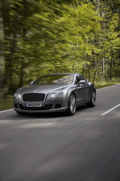 2012 Bentley Continental GT Speed 54
