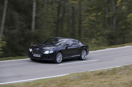 2012 Bentley Continental GT Speed 55