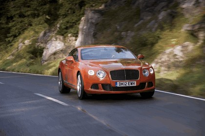 2012 Bentley Continental GT Speed 56