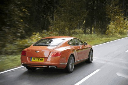 2012 Bentley Continental GT Speed 57