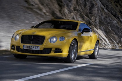 2012 Bentley Continental GT Speed 61