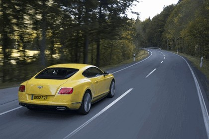 2012 Bentley Continental GT Speed 62