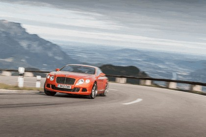 2012 Bentley Continental GT Speed 64