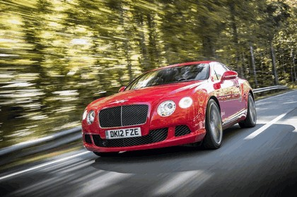 2012 Bentley Continental GT Speed 67