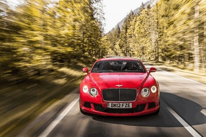 2012 Bentley Continental GT Speed 68