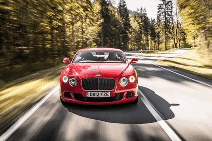 2012 Bentley Continental GT Speed 69