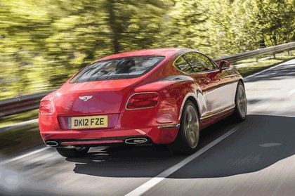 2012 Bentley Continental GT Speed 70