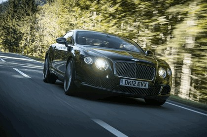 2012 Bentley Continental GT Speed 74