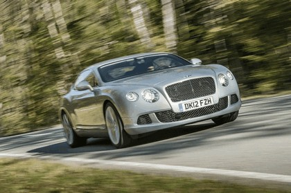 2012 Bentley Continental GT Speed 77
