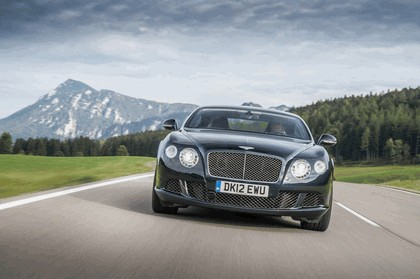 2012 Bentley Continental GT Speed 80