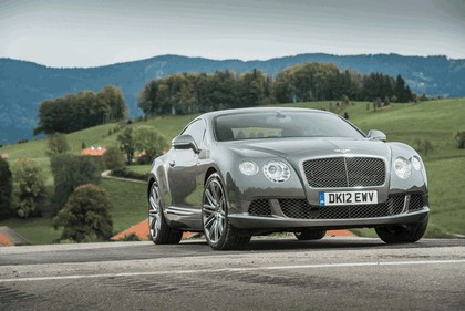 2012 Bentley Continental GT Speed 85