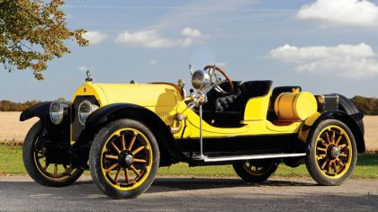 1918 Cadillac Model 57 Raceabout 2