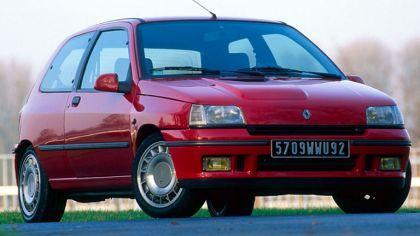 1993 Renault Clio 16S 5