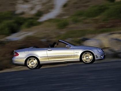 2006 Mercedes-Benz CLK63 cabriolet AMG 4