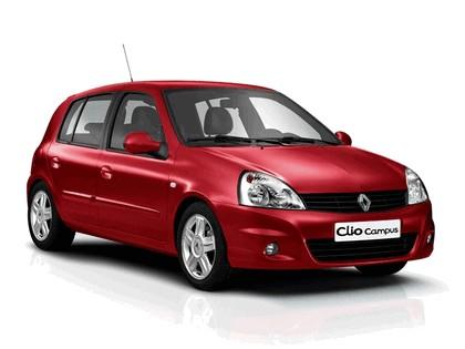 2009 Renault Clio Campus 5-door 10