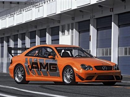 2006 Mercedes-Benz CLK DTM AMG 4