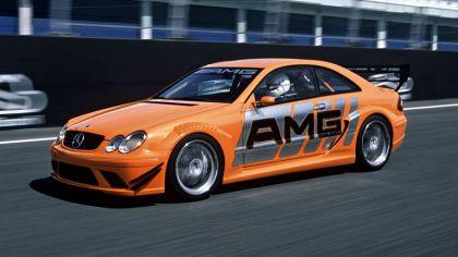 2006 Mercedes-Benz CLK DTM AMG 6