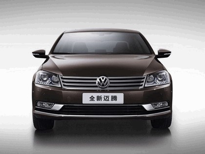 2011 Volkswagen Magotan 3
