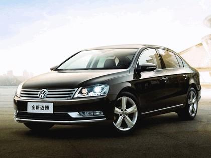 2011 Volkswagen Magotan 4