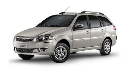 2012 Fiat Palio Weekend 7