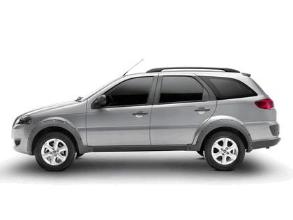 2012 Fiat Palio Weekend Trekking 5