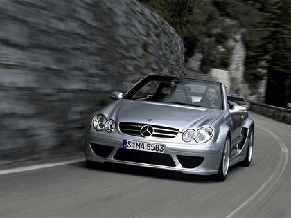 2006 Mercedes-Benz CLK DTM AMG cabriolet 1