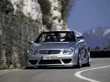 2006 Mercedes-Benz CLK DTM AMG cabriolet 2