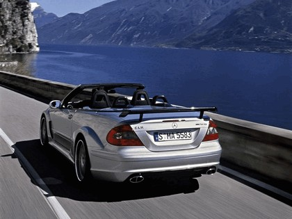 2006 Mercedes-Benz CLK DTM AMG cabriolet 5