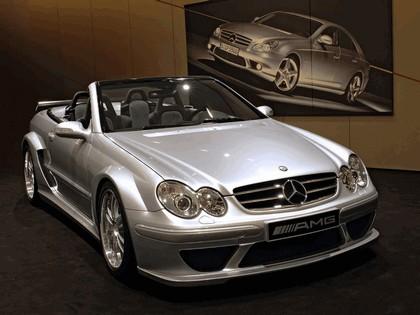 2006 Mercedes-Benz CLK DTM AMG cabriolet 29