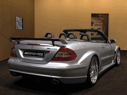 2006 Mercedes-Benz CLK DTM AMG cabriolet 30