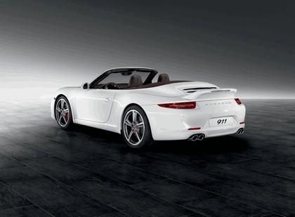 2012 Porsche 911 ( 991 ) Carrera cabriolet with Aerokit Cup 1