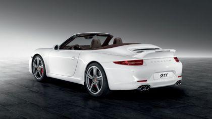 2012 Porsche 911 ( 991 ) Carrera cabriolet with Aerokit Cup 4
