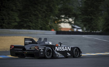 2012 Nissan Deltawing - Le Mans 24 hours 22