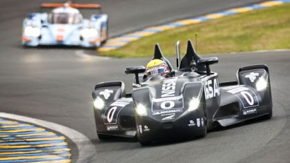 2012 Nissan Deltawing - Le Mans 24 hours 7