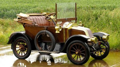 1909 Renault Type AX 8 CV by Rippon 8