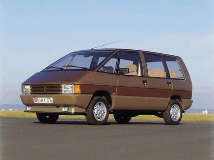 1984 Renault Espace ( J11 ) 5