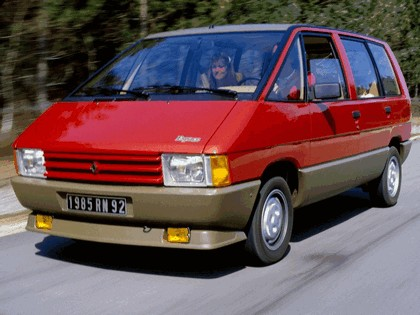 1984 Renault Espace ( J11 ) 7