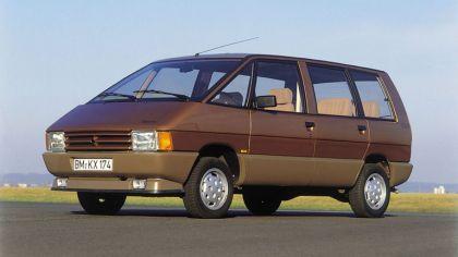 1984 Renault Espace ( J11 ) 3