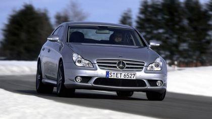 2006 Mercedes-Benz CLS63 AMG 4