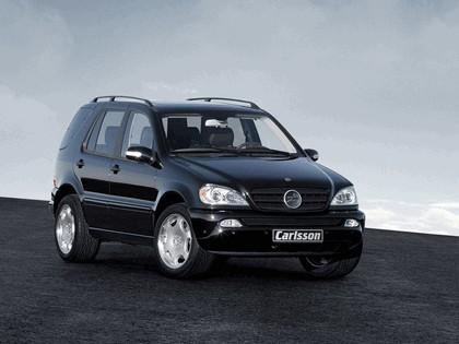 2008 Mercedes-Benz ML-klasse ( W163 ) by Carlsson 1