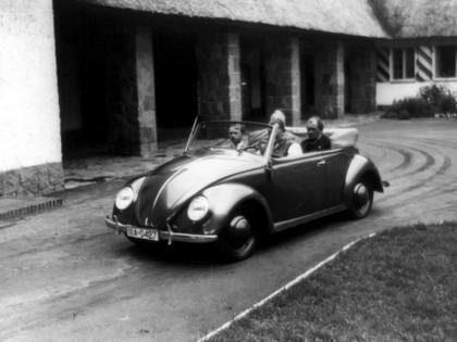 1939 Volkswagen Beetle cabriolet 2