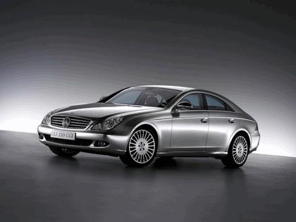2006 Mercedes-Benz CLS350 CGI 1