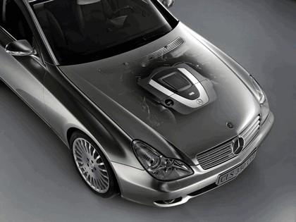 2006 Mercedes-Benz CLS350 CGI 4