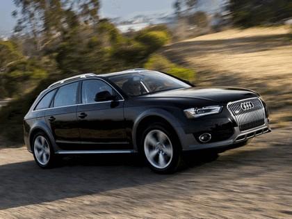 2012 Audi A4 Allroad 2.0T Quattro - USA version 1
