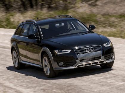 2012 Audi A4 Allroad 2.0T Quattro - USA version 9