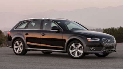 2012 Audi A4 Allroad 2.0T Quattro - USA version 8
