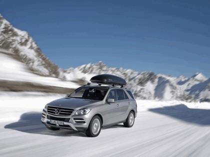2012 Mercedes-Benz ML350 4MATIC 2