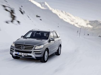 2012 Mercedes-Benz ML350 4MATIC 3